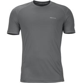 Marmot Windridge Shortsleeve Shirt Men grey